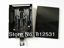 New Black Replacement 250GB 250 GB 320GB 320 GB Hard Disk Drive HDD Case housing cover case for Xbox 360 Silm