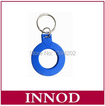 5pcs RFID 125KHz Tag TK4100 EM4100 Proximity ID Token Tags Key fobs Ring RFID Card for Access Control Time Attendance
