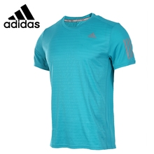 Original 2017 Adidas RS SS TEE M Men's T-shirts short sleeve Sportswear - best Sports stores store