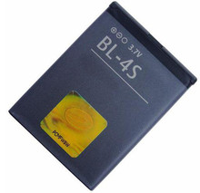 Original BL-4S Battery BL 4S Rechargeable Phone Batteries For Nokia 7610C 3600S Version Free Shipping