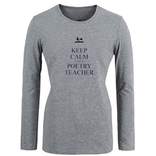 I am a  teacher not a magician T shirt For Women girls long sleeves Tops Creative Printed Cosplay costume Teacher's day gifts
