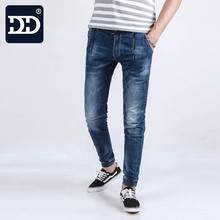 Dingdi Brand Best Gift For  Boyfriend jeans  And Husbad  Slim Jeans Trousers Factory Masculina Esportiva Slim Jeans Pants Men
