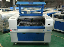 china laser engraver machine , wood laser cutting machine , 9060 co2 laser engraving machine(China)
