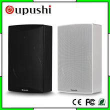 Oupushi Pa System 2-Way Indoor Loudspeaker 15W Wall Plug-in Mounted Stereo Audio Ceiling Wall Speakers With Amplifier(China)