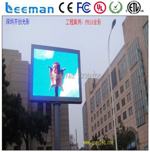 outdoor full color p16 xxx video china led video display sex picture P20 Outdoor advertising full color led display billboard