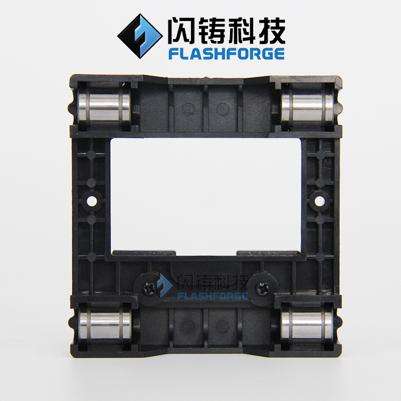 Flashforge 3D printer spare parts Pro /Creator pro x axis extruder carriage plastic parts<br><br>Aliexpress