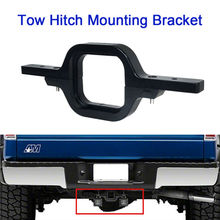 Receiver 2.5inch Trailer Towing Tow Hitch Light Mounting Bracket Mount 2 Dual Leds Reverse Rear Search Offroad Work Lamps Light(China)