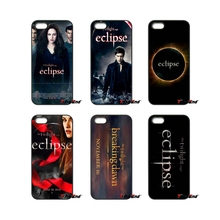 twilight saga eclipse Movie For iPod Touch iPhone 4 4S 5 5S 5C SE 6 6S 7 Plus Samung Galaxy A3 A5 J3 J5 J7 2016 2017 Case Cover(China)