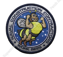 Star Trek The Motion Picture WORK BEES Iron On Patches Command and Cadet TV Movie series Embroidered badge costume(China)