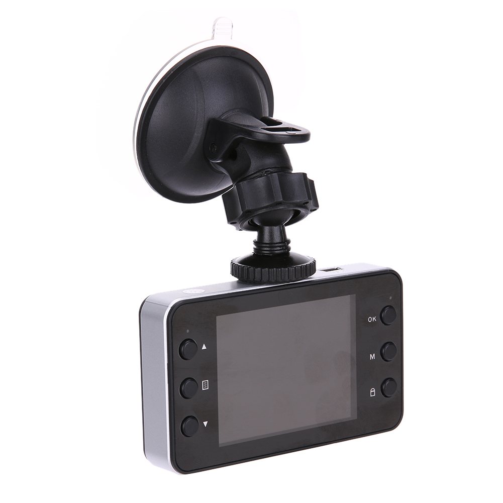 K6000 Driving Recorder Car DVR Camera Ultra FHD 1080P 140 Degree Wide Angle Night Vision Cycle Recording Car Dash Camcorder 13