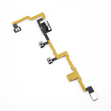 Power On Off Switch Mute Volume Button Flex Cable for Apple iPad 2 replacement Parts
