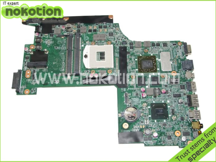 laptop motherboard for hp ENVY 17 DA0SP9MB8D0 630792-001 hm67 ATI 216-0769024 DDR3<br><br>Aliexpress