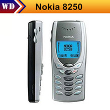 8250 Original Unlocked NOKIA 8250 mobile phone Dualband Classic Cheap Cell phone free shipping