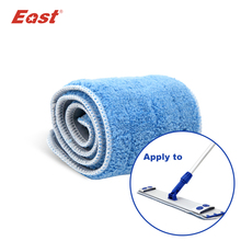 East Microfiber Mop Refill For Flat Mop Cloth Mop Floor Cleaning for ES2234(China)