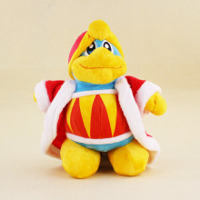 "2017 Kirby Triple Deluxe King Dedede Plush Soft Toy Stuffed Animal Doll Teddy 10"" Kawaii Kids Stuffed Toys For Children Dolls(China)"