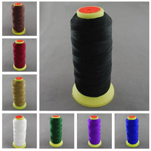 300m/roll 0.8mm Colorful Machine Embroidery Nylon Sewing Thread Cord Rolls for DIY Jewelry Accessories(China)