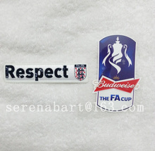 2012 England FA Cup Patch Soccer Badge