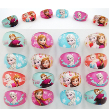 20pcs Rings Mix Wholesale Jewelry Lots Mixed Lots Anna Elsa Girl Kid Children Rings Cute Sweet