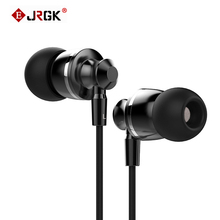 Original Langsdom M300 Metal  In-ear Earphone Volume Control with Mic Headset Earbud for iphone Samsung Sony Xiaomi Mp3