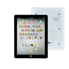 Educational Toys for Children 1 pc Touch Type English Learning Machines Computer Tablet Toys for Kids High Quality