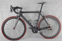 2015 Carbon Complete Road Bike Bicycle AERO007,AERO Design Carbon Bike With Shiman UItegra 6800 22 Speed(China)