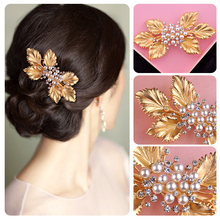 wedding hair clips vintage  hair accessories wedding hairpins for bride