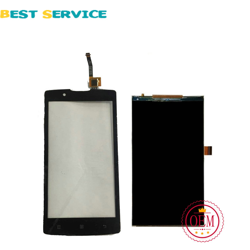 100% Tested For Lenovo A2010 Angus 2 LCD Screen Display + Touch Screen Black White Free Shipping<br><br>Aliexpress