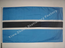 Botswana Flag 150X90cm (3x5FT) 115g 100D Polyester Double Stitched High Quality Free Shipping