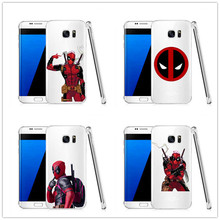 About Deadpool latest  cover Hard plastic For Samsung Galaxy  A3 A5 A7 J1 J5 J7 2015/2016/2017 Mobile phone bag case