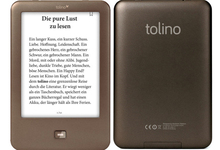 Frontlight eBook Tolino Shine ebook reader E-ink 6 inch 1024x758 WIFI e books Reader 4GB, also have kobo for sale