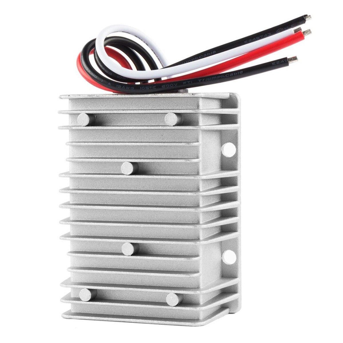 Power Regulator DC 24V to 12V 40A 480W Waterproof Car Supply Voltage Converter Module Board Inverters Converters<br>