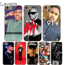 Lavaza Trey Songz Cover Case for iPhone X 10 8 7 6 6S plus Cases for Apple 5 5S 5C SE 4 4S Coque Shell(China)