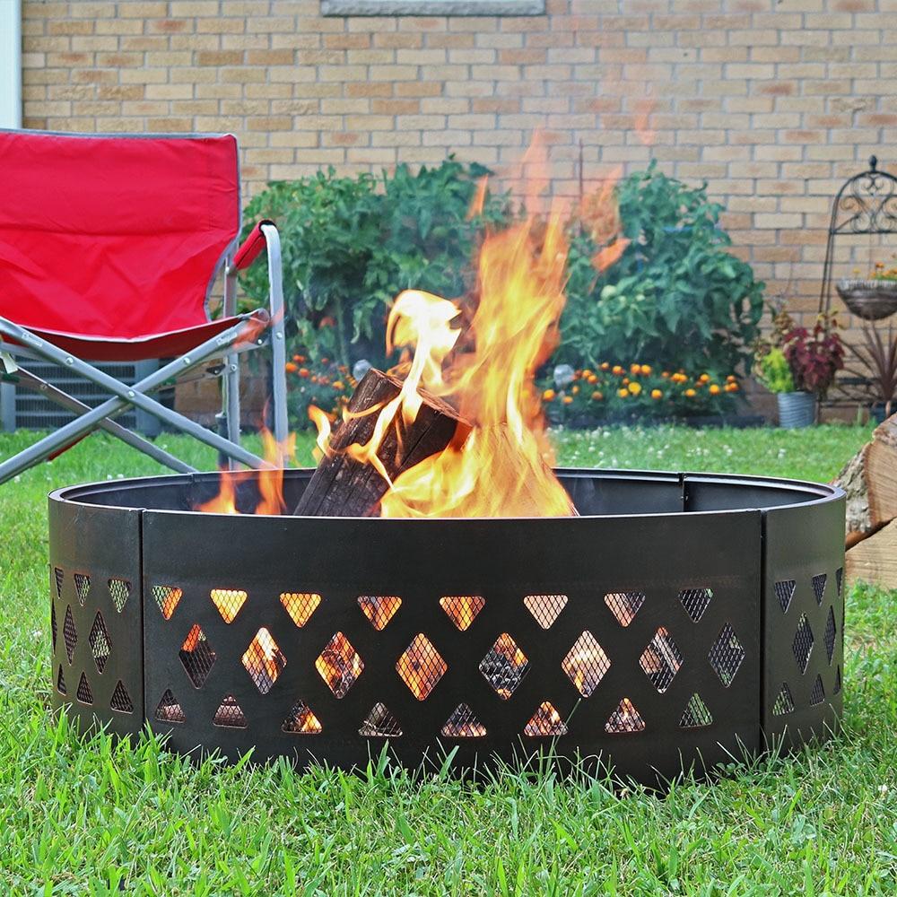 Sunnydaze Campfire Rings (1)