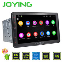 Joying Latest 2Din Android 5.1 Car Radio Stereo HD 8'' Player Stereo head unit For Toyota Corolla Camry Avensis Prius RAV4 Hilux