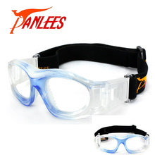 Brand Warranty! Kids Child Sports Basketball Football Dribble Prescription Glasses optical elastic strap safety Goggles free shi(China)