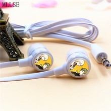 MLLSE Anime Touken Ranbu Online kogitsunemaru In-ear Earphone 3.5mm Stereo Earbuds Phone Music Game Headset for Iphone MP3(China)