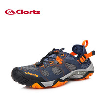 Clorts Men Latest Outdoor Wading Shoes Fast Dry Upstream Shoes Breathable Water Shoes Wholesale 3H021A/B