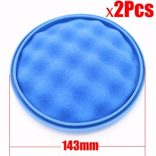2Pcs vacuum cleaner accessories parts dust filters Hepa For samsung VC-F700G VC-F500G Canister VU7000 VU4000 SU10F40** SC18F50**(China)