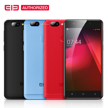 Elephone P8 Mini 13.0MP+2.0MP+16.0 MP Dual Rear Cameras 4G Smartphone 5.0'' Android 7.0 MTK6750T Octa Core 4GB 64GB Fingerprint