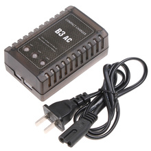 RC B3 LiPo 2S-3S Electric Battery Balancer Charger 7.4-11.1V with 3 LED Lights Display for 2 to 3 Cells of Li-Po Battery