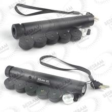 Case/Housing/Host for 5 in 1 Laser Pointer/Torch GD-303 Type with 5 Star Caps(China)