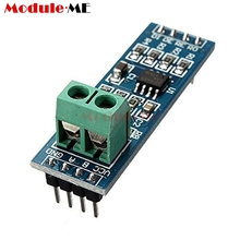 1Pcs MAX485 Module RS-485 TTL to RS485 MAX485CSA Converter Module Integrated Circuits Products for Arduino(China)