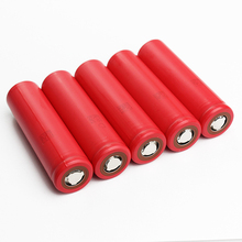 DVISI 10PCS/lot original for Sanyo18650 Li-ion rechargeable battery RIC18650ZY 3.7V 2600mAh rechargeable batter/sanyo(China)
