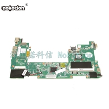 NOKOTION Laptop Motherboard For HP Mini 210-2000 PC PN 627756-001 N455 CPU DDR3(China)