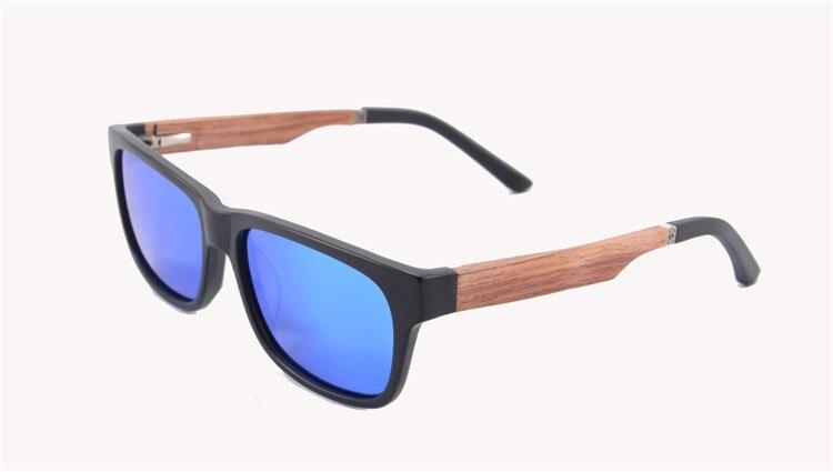 New Polaroid Sunglasses Men   New Pure Handmade Women Fashion Wood sunglasses cat eye bamboo eyewear  ZF112<br><br>Aliexpress