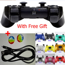 Original for SONY PS3 Controller Wireless Bluetooth Joysticks for DUALSHOCK 3 SIXAXIS for PlayStation 3 Game Controller