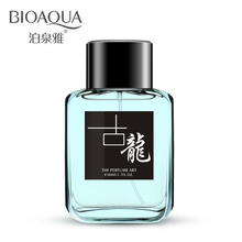 Bioaqua 50ml Portable Men Pheromones Cologne Perfume in Bottle Long Lasting Fresh Flirting Temptations Perfumes and Fragrances