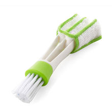 1PC Hot Sale!!2016 Double Ended  Brush Computer Mini Dust Cleaner Window Air Con Brush