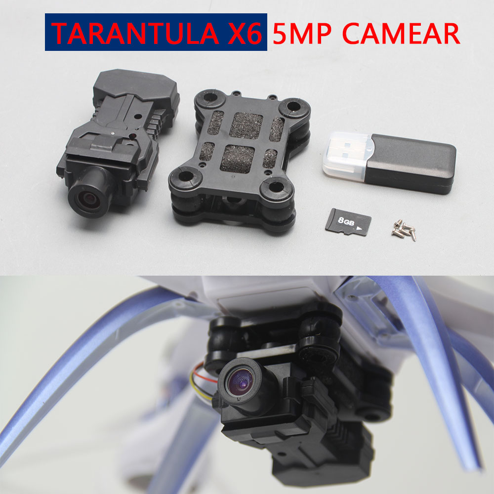 JJRC X6 YiZhan Tarantula h16  RC Quadcopter 5MP HD Camera Spare Part Accessories Kits<br>
