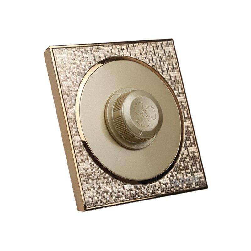 Speed Regulating Switch Panel  220V<br><br>Aliexpress